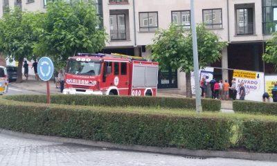 Accidente en avenida de Portugal