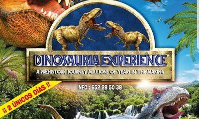 Dinosauria Experience European Tour en Ourense