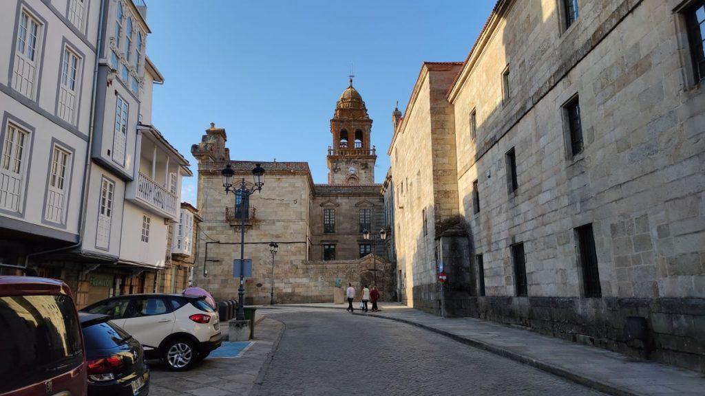 Claustro San Salvador de Celanova