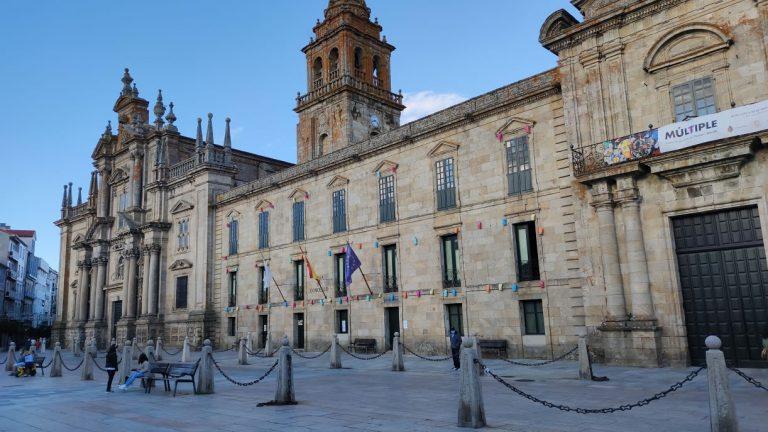 Monasterio y Concello de Celanova