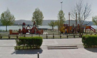 Parque Infantil en Cangas