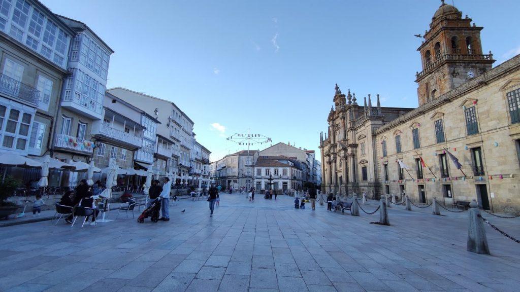 Plaza Maior de Celanova
