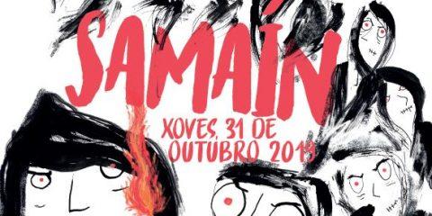 Cartel Samaín Ourense 2019