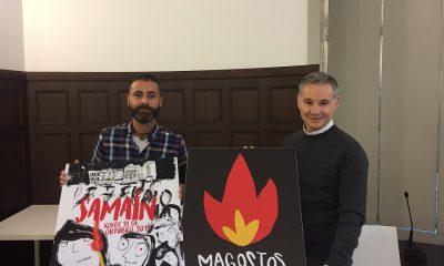Presentación de los Magostos y Samaín