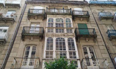 Edificio en Rua do Paseo