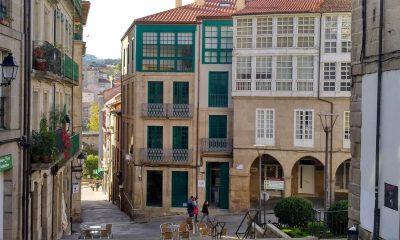Parte vieja de Ourense