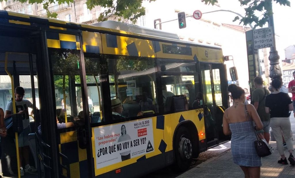 Servicio de Autobuses de Ourense
