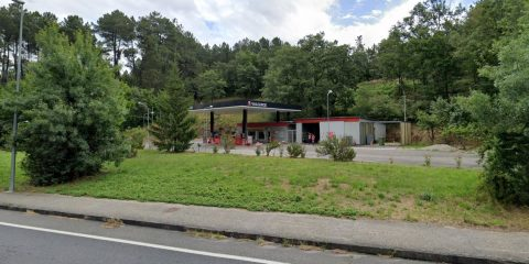 Gasolinera de Bentraces