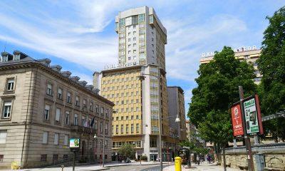 A Torre y Delegación del Gobierno en Ourense