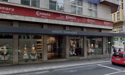 Tienda de Adolfo Domínguez en Ourense