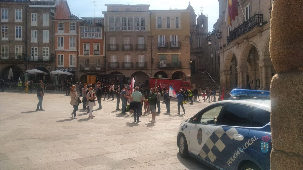CIG en la Plaza Mayor
