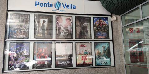 Cines del centro comercial Ponte Vella