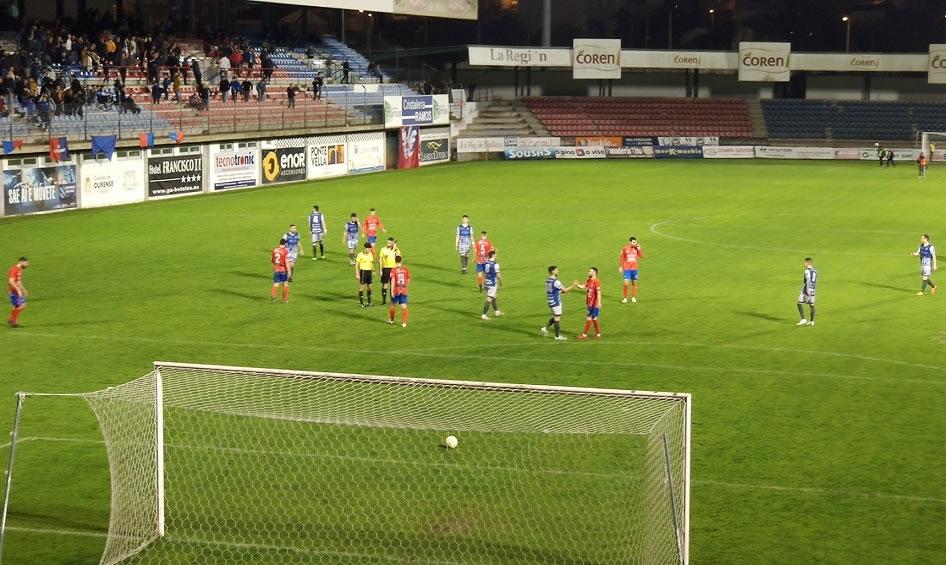 Ourense CF vs UD ourense