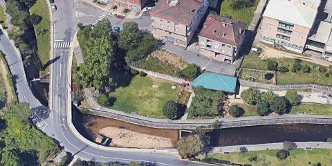 Parque Dos Patos en A Valenzá