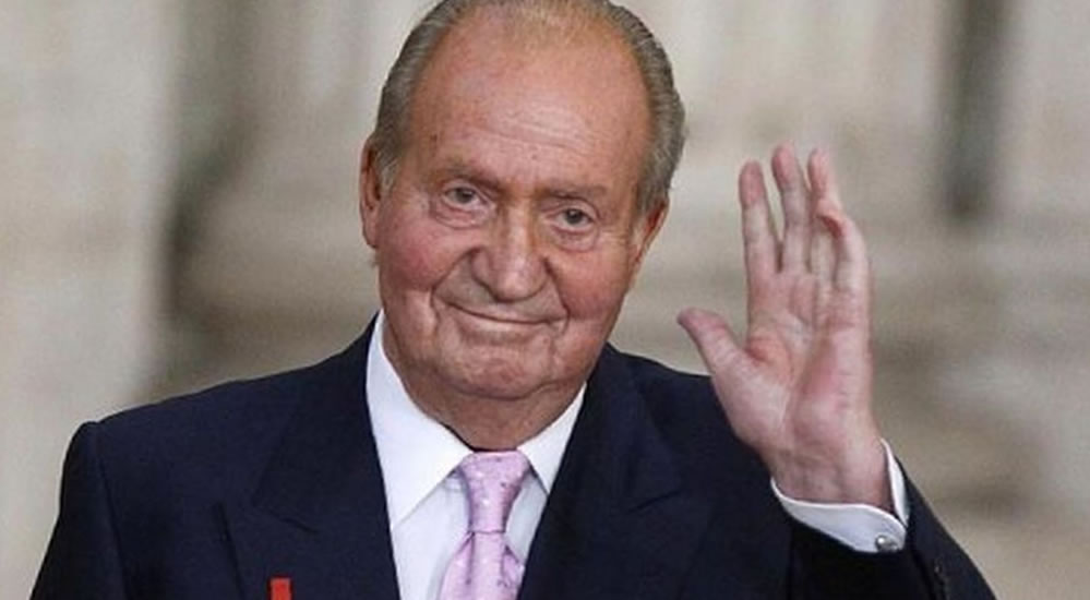 Rey Don Juan Carlos I