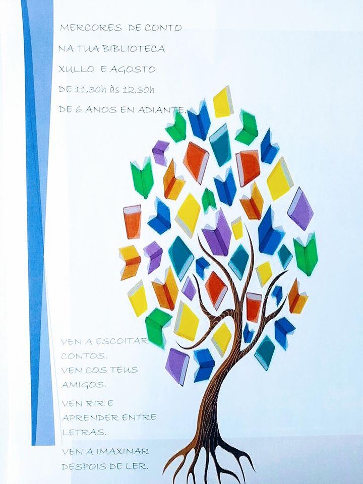 Planes con los niños en Ourense: Cuentacuentos en la Biblioteca Municipal