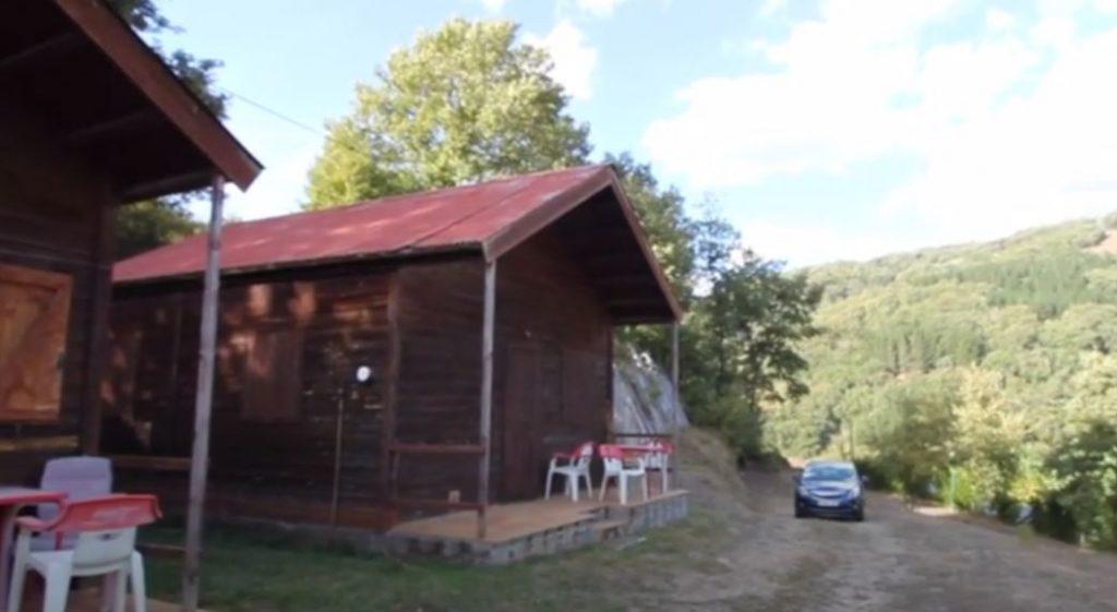 Camping en los Ancares