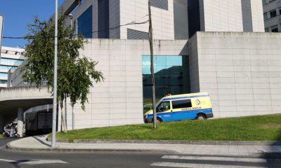 Chuo y Ambulancia