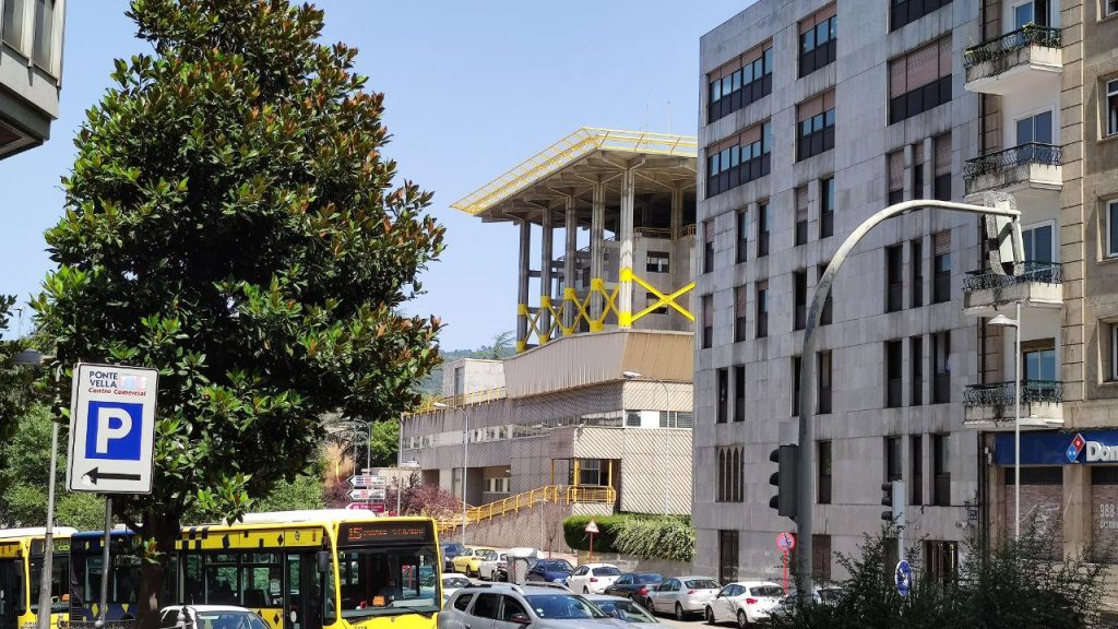 Comisaría de la Policía Nacional en Ourense