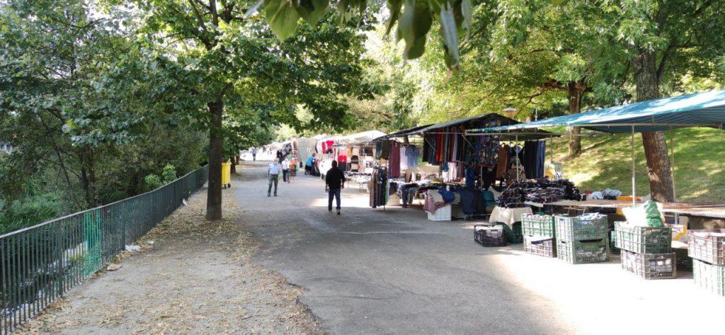 Día de Feria en Ourense