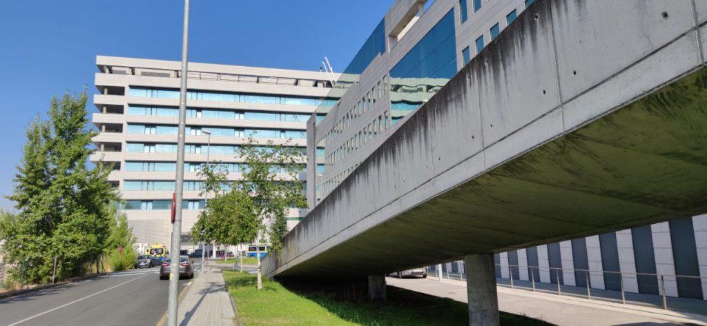 Edificio del Chuo