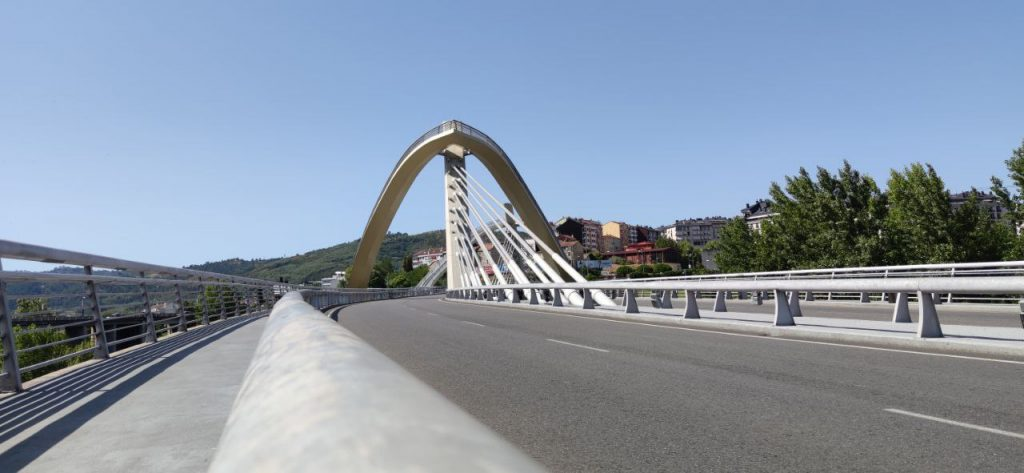 Foto del Puente del Milenio