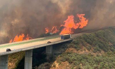 Incendios en Ourense