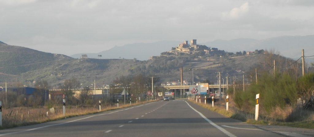 Parador Castillo de Monterrei en Verín