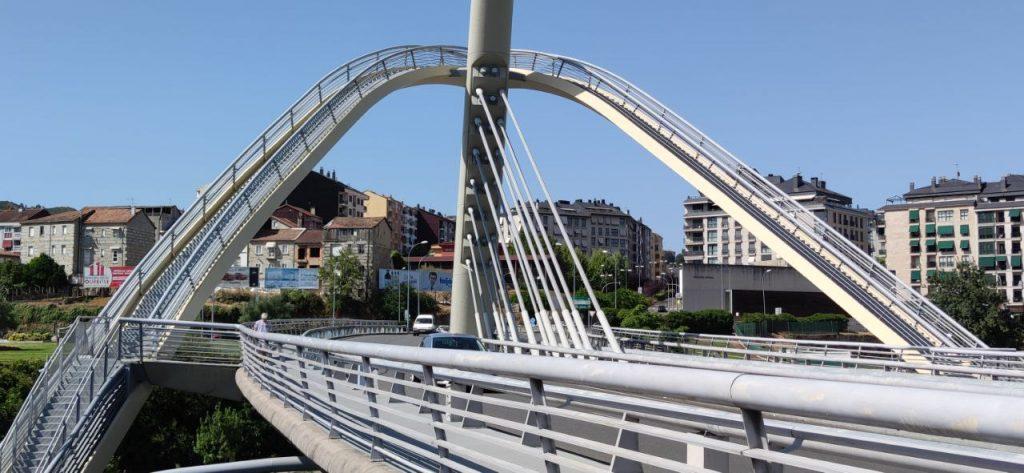 Puente del Milenio y Policía Local