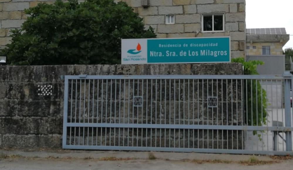 Residencia de discapacidad Nuestra Señora de Los Milagros