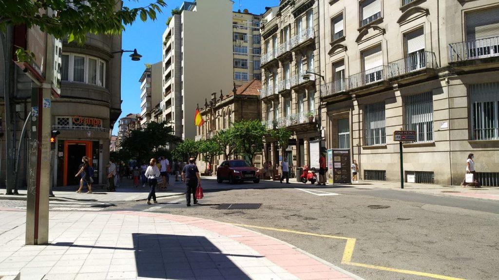 Rúa do Paseo
