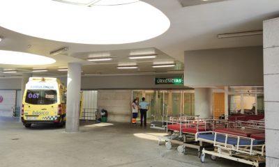 Urxencias Chuo y ambulancia