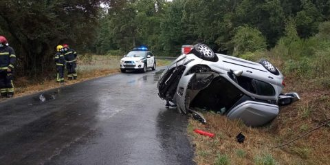 Accidente en Rairiz de Veiga