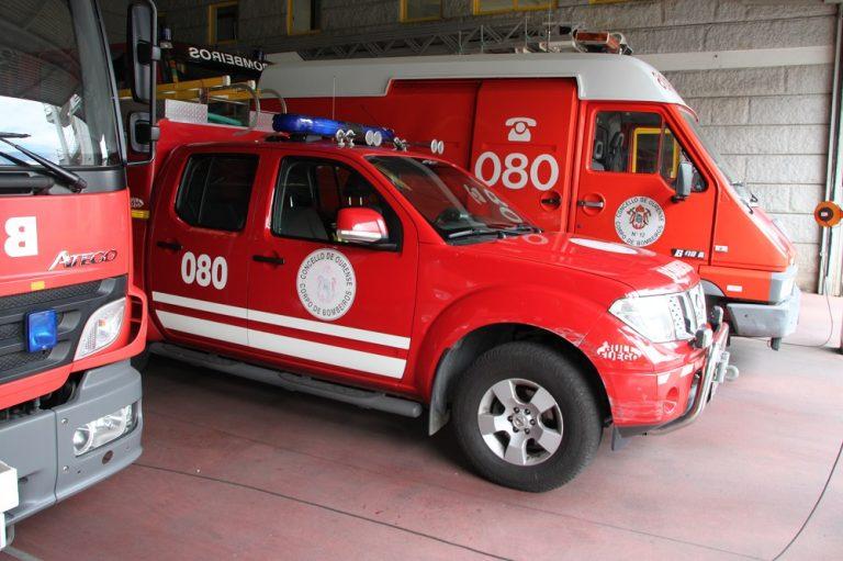 Bomberos de Ourense
