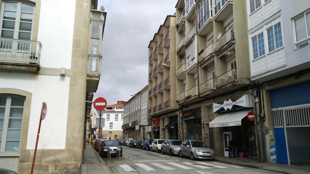 Calle Padre Feijóo