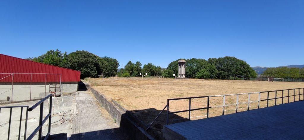 Campo de fútbol de la Residencia de Discapacidad Nuestra Señora de Los Milagros