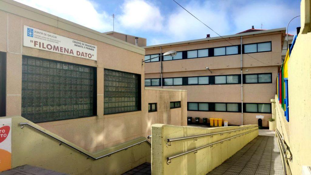 Colegio Filomena Dato de Barbadás