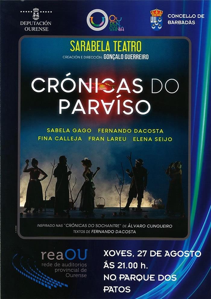 Crónicas Do Paraíso