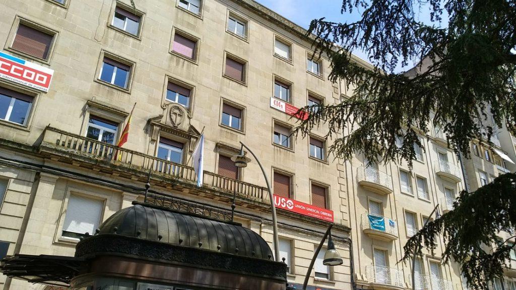Edificio de Sindicatos