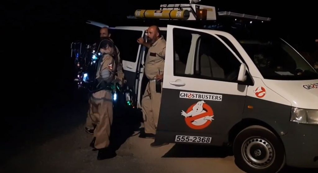 Ghostbusters en Chaioso