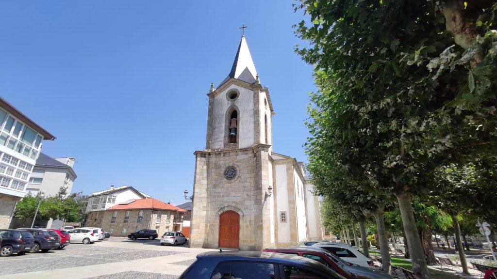 Iglesia del Santo Cristo de Trives