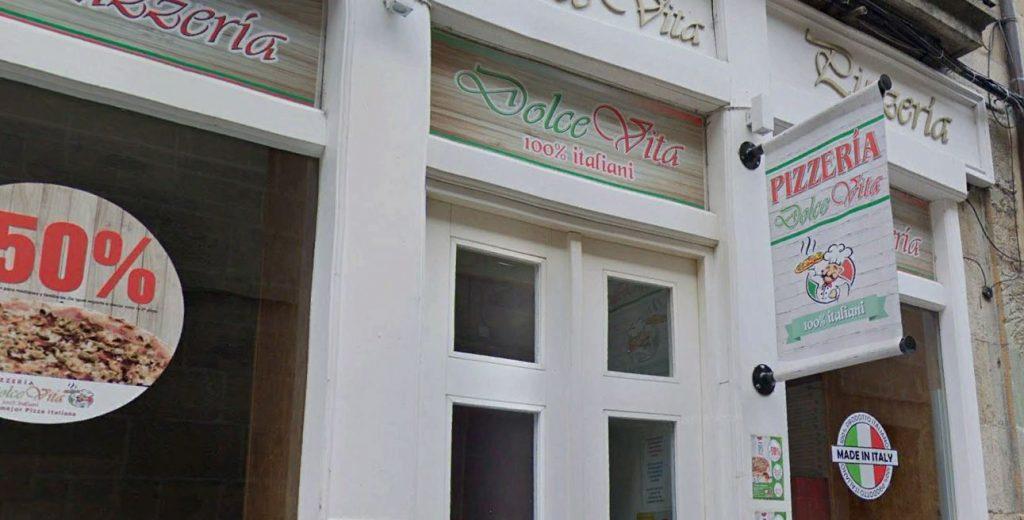 Pizzería Dolce Vita de Ourense