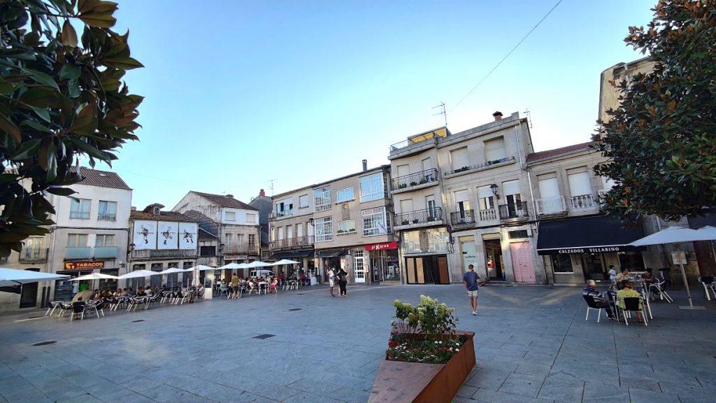 Plaza Mayor de Xinzo De Limia