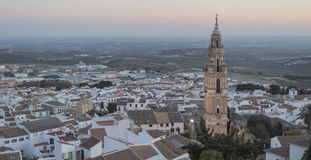 Pueblo de Sevilla