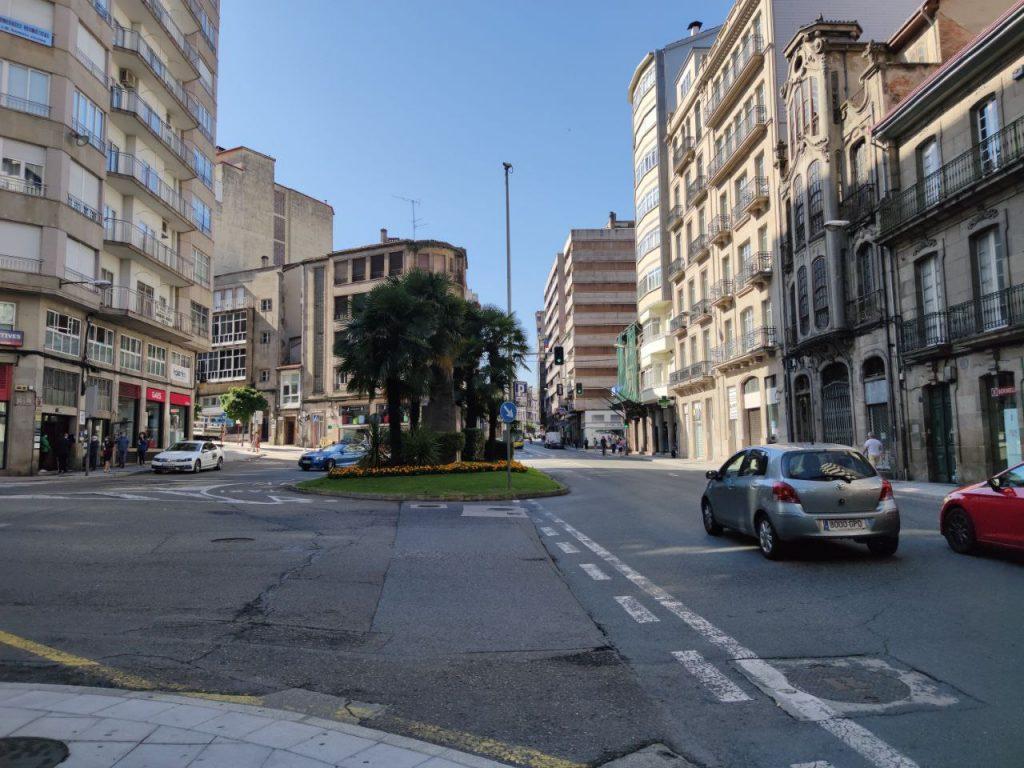 Rúa Do Progreso