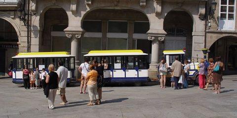 Tren turístico de Ourense