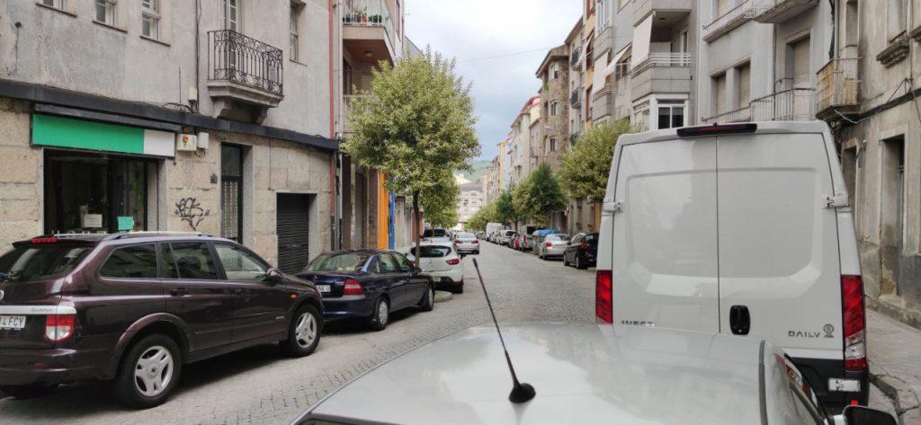 Calle Jesús Soria