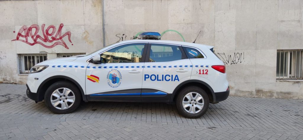 Coche Policía Autonómica