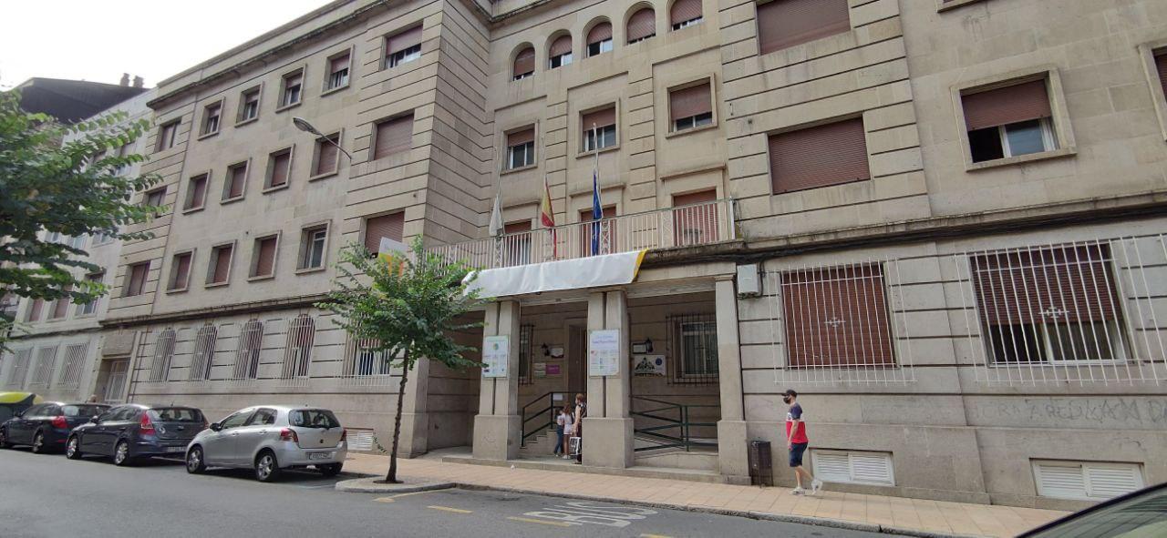 Colegio Franciscanas de Ourense