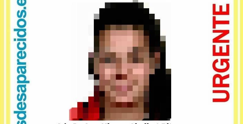 Joven desaparecida en Allariz